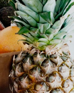 Fresh Pineapple - Organic Fruit Delivery from FruitShare.com